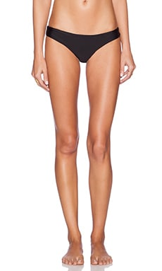 BEACH RIOT Sandy Bikini Bottom in Black