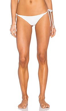 BEACH RIOT Sun Stone Bikini Bottom in Sun Moon