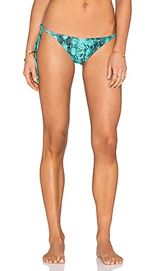 BEACH RIOT Hunter Bikini Bottom in Venom