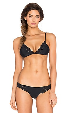 BEACH RIOT Senora Bikini Top in Wilder