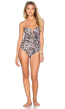 x Stone Cold Fox The Coqui One Piece in Floral