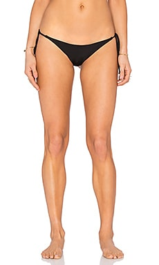 BEACH RIOT x LUV AJ Simone Bottom in Black