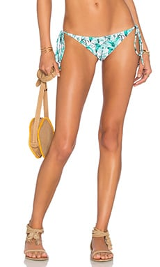 x REVOLVE x A Bikini A Day Anita Bottom in Turquoise Floral