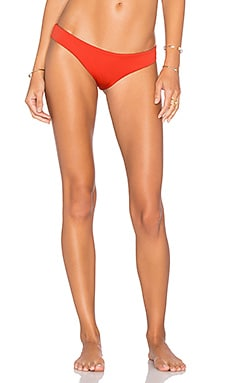 x REVOLVE Amanda Bottom in Red Rib