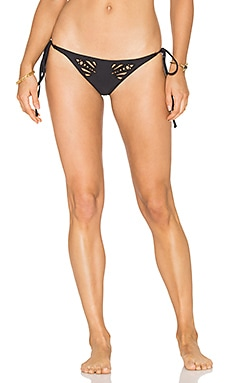 Reveal Bikini Bottom in Black