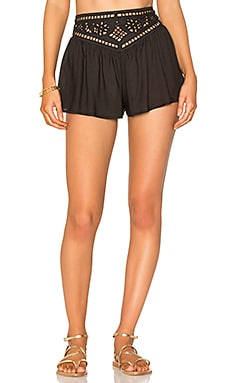 Shadow Short in Black
