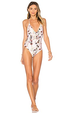 x REVOLVE Bridget One Piece in Positano Floral