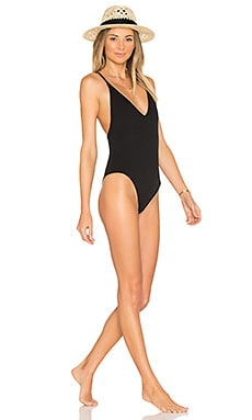 X STONE_COLD_FOX Bridget One Piece in Black