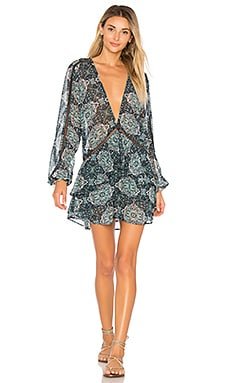 X REVOLVE Caitlin Dress