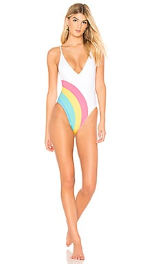 x Revolve Bridget One Piece BEACH RIOT $106