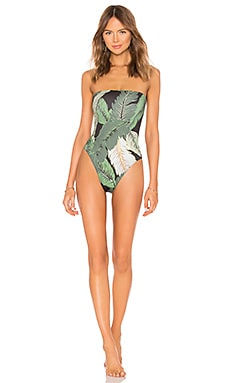 x REVOLVE Amber One Piece BEACH RIOT $136