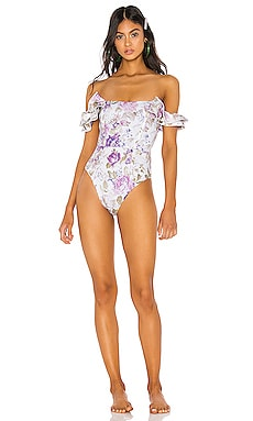 x V. Chapman Arbor One Piece BEACH RIOT $178 NEW ARRIVAL
