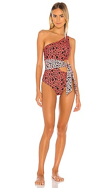Rae One Piece BEACH RIOT $138