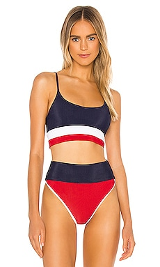 Eva Bikini Top BEACH RIOT $92 BEST SELLER
