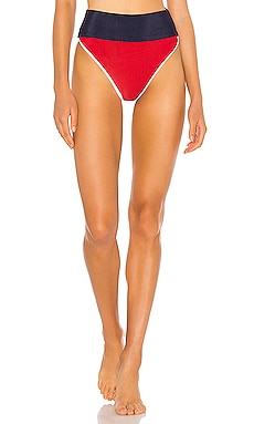 Emmy Bikini Bottom BEACH RIOT $98 BEST SELLER