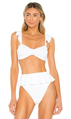 Poppy Bikini Top BEACH RIOT $114