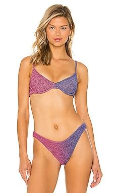 X REVOLVE Camilla Bikini Top BEACH RIOT $31 (FINAL SALE)
