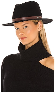 Messer Fedora in Black
