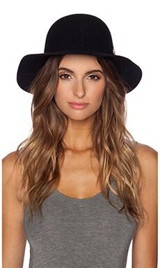 Brixton Cason Top Hat in Black