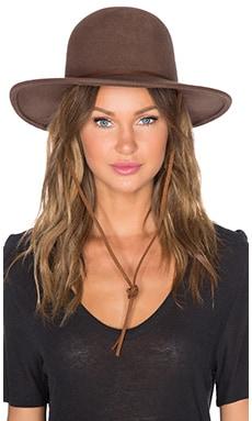 Brixton Tiller Hat in Camel
