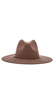 Brixton Mayfield II Hat in Dark Tan