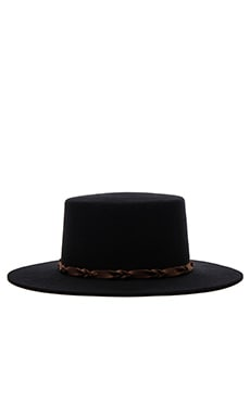 Brixton Bridger Hat in Black