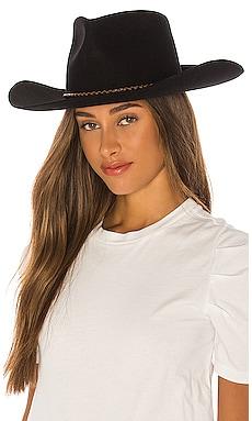 Jenkins Cowboy Hat Brixton $60