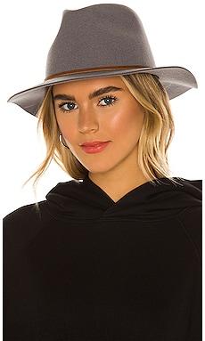 Wesley Fedora Hat Brixton $65