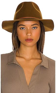 Wesley Packable Fedora Brixton $69 NEW
