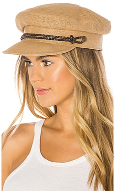Kayla Straw Hat Brixton $64 BEST SELLER