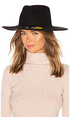 Купить Шляпа федора corey - Brixton, Головные уборы, Китай, Черный