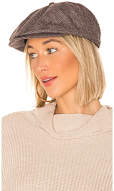 Brood Adjustable Snap Cap Brixton $28