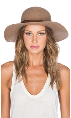 Brixton Magdalena Hat in Tan