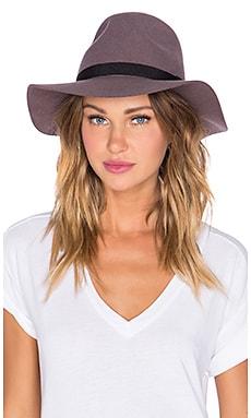 Brixton Dalila Hat in Lavender