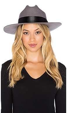 Brixton Tara Hat in Light Grey