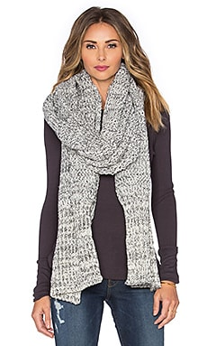 Dakota Scarf in Grey