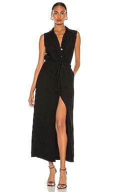 Madsen Sleeveless Maxi Dress Brochu Walker $418