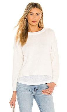 Corbin Looker Layered Crew Sweater Brochu Walker $348