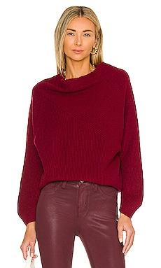 Leith Pullover Sweater Brochu Walker $428 NEW