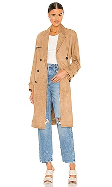 Sidney Trench Coat Brochu Walker $528