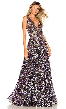 Barbara Gown Bronx and Banco $644