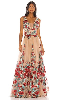 Rafaella Gown Bronx and Banco $690