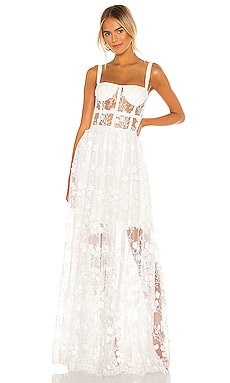 Scarlett Maxi Dress Bronx and Banco $550 Wedding
