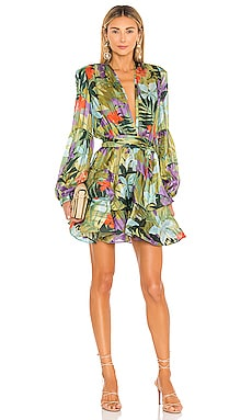 Tropics Mini Dress Bronx and Banco $575 BEST SELLER