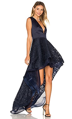 Derby Dress in Navy