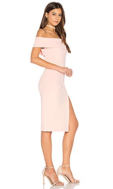 Montreal Dress in Blush