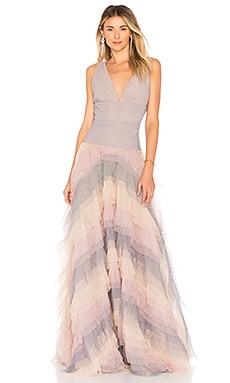 AMELIA RUFFLE ドレス