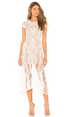 Bohemian Summer Dress Bronx and Banco $506 Wedding
