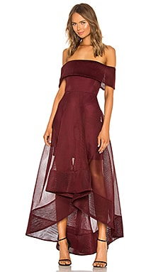 X REVOLVE Tulip Gown Bronx and Banco $575