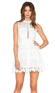 Bronx and Banco Katia Dress in White